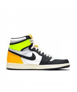 Air Jordan 1 Volt Gold