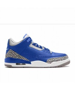 Air Jordan 3 Varsity Royal 2020