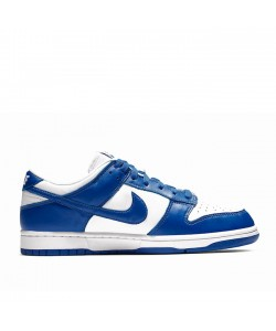 Dunk Low Kentucky White/Varsity Royal CU1726-100