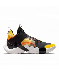 Jordan Why Not Zer0.2 SE Black/Flash Crimson-Amarillo-Vast Grey AQ3562-002