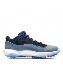 Air Jordan 11s Low Golf Denim