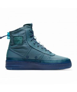 Midnight Turquoise Air Force 1 Shell WMNS BQ6096-300