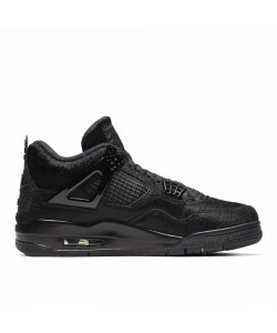 Pony Hair 4s Olivia Kim x Air Jordan Black CK2925-001