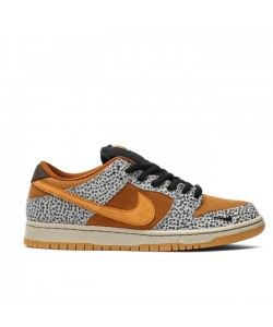 2020 Safari SB Dunk Low Neutral Grey Desert Ochre CD2563-002