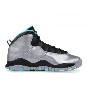 Air Jordan 10 Retro 30th Lady Liberty Bg GS 705179 045