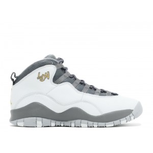 Air Jordan 10 Retro London BG 310806 004