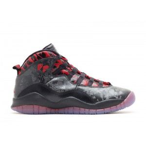 Air Jordan 10 Retro Doernbecher DB GS Women's 641746 060