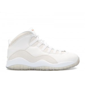 Air Jordan 10 Retro OVO White Drake 819955 100