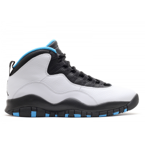 Air Jordan 10 Retro Powder Blue 310805 106