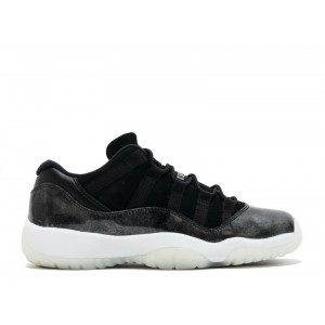 Air Jordan 11 Retro Low Baron Bg GS 528896 010