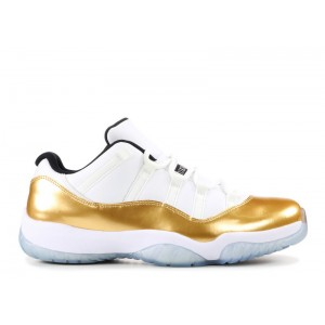 Air Jordan 11 Low Gold
