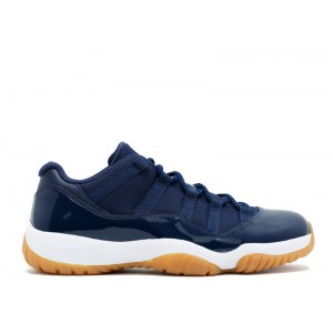 Air Jordan 11 Retro Low Navy Gum 528895 405