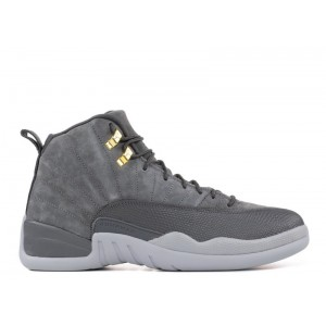 Air Jordan 12 Retro Dark Grey 130690 005