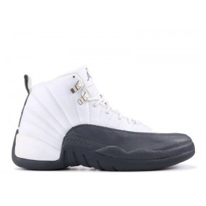 Air Jordan 12 Retro Flint Grey 136001 102