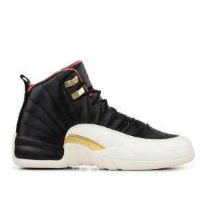 Air Jordan 12 Retro CNY Chinese New Year GS BQ6497 006