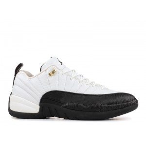 Air Jordan 12 Retro Low Taxi 308317 101