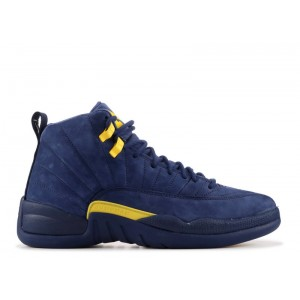 Air Jordan 12 Michigan BQ3180 407