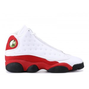 Air Jordan 13 Retro Chicago BG Women's  2017 414574 122