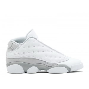 Air Jordan 13 Retro Low Pure Money BG GS 310811 100