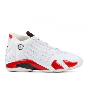 Air Jordan 14 OG Candy Cane 136011 102