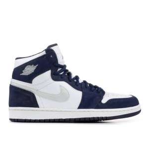 Air Jordan 1 Metallic 2001 Addition 136060 101
