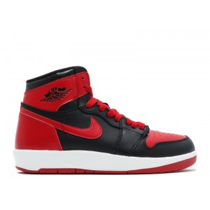 Air Jordan 1 Hi The Return Bg GS Bred 768862 001