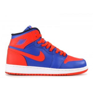 Air Jordan 1 High OG Knicks GS Womens 575441 417