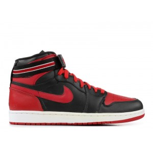 Air Jordan 1 High Strap Bred 342132 061