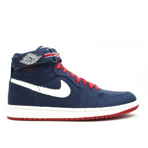 Air Jordan 1 High Strap Olympic 342132 461