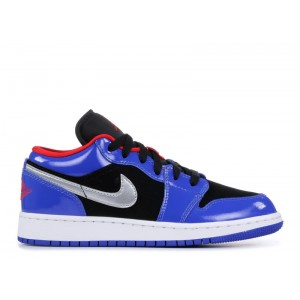 Air Jordan 1 Low Blue GS 553560 406
