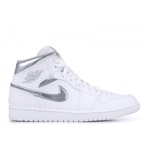 Air Jordan 1 Mid Pure Money 554724 105