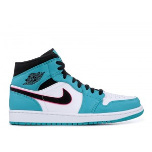 Air Jordan 1 Mid Se South Beach 852542 306