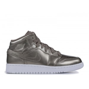 Air Jordan 1 Mid Se gs av5174 200