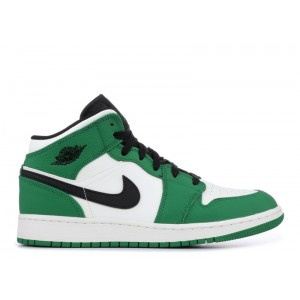 Air Jordan 1 Mid Se gs bq6931 301