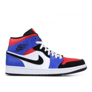 Air Jordan 1 Mid Top 3 554724 124