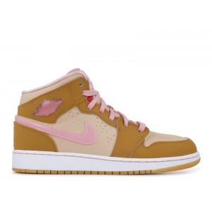 Air Jordan 1 Mid WB Lola Bunny GS Women's 724072 730