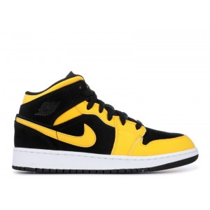 New Cheap Sale Air Jordan 1 Mid gs Reverse New Love 554725 071