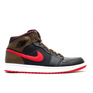 Air Jordan 1 Phat Light Olive Mens 364770 040