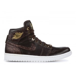Air Jordan 1 Pinnacle Baroque Brown 705075 205