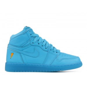Air Jordan 1 Ret Hi OG GATORADE Blue Lagoon GS Women's AJ6000 455