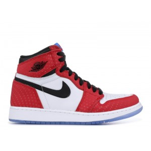 Air Jordan 1 Ret High Og GS Spider-Man 575441 602