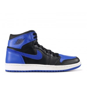 Air Jordan 1 Retro Black Royal Blue 2001 136066 041
