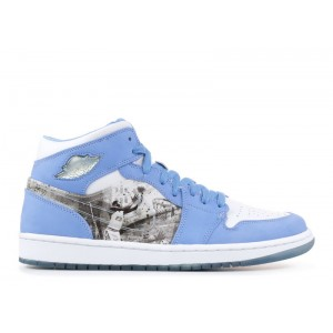 Air Jordan 1 Retro Alpha White University Blue 316269 142