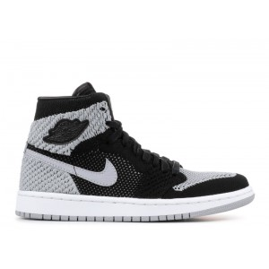 Air Jordan 1 Retro Hi Flyknit Bg Shadow 919702 003