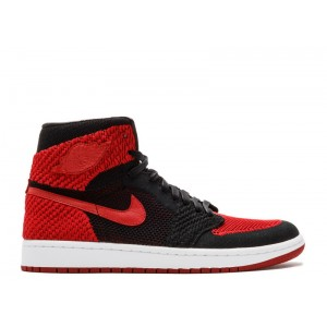 Air Jordan 1 Retro Hi Flyknit Flyknit 919704 001 Sale Cheap