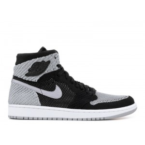 Air Jordan 1 Retro Hi Flyknit Shadow 919704 003