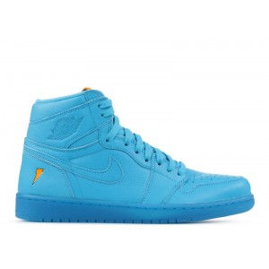 Air Jordan 1 Retro High OG G8rd Gatorade Blue Lagoon AJ5997 455