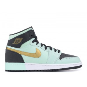Air Jordan 1 Retro High Mint Foam GS 332148 300
