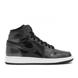 Air Jordan 1 Retro High Bg Black 705300 017
