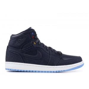 Air Jordan 1 Retro High Family Forever 682781 415